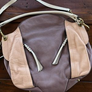 OrYany Leather Handbag and Crossbody